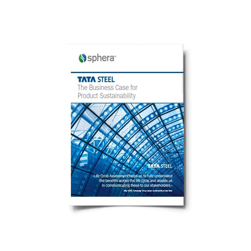 Tata Steel - Das Geschäftsmodell für Produktnachhaltigkeit